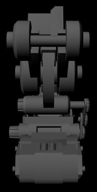 Mazinger-Ziw Project - Leg-04 [wip]